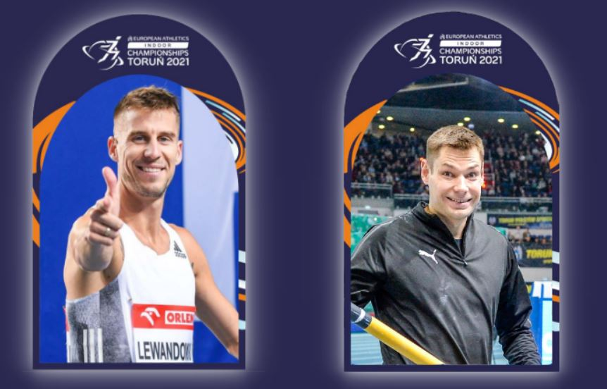 eFan European Athletics Indoor Championships 2021